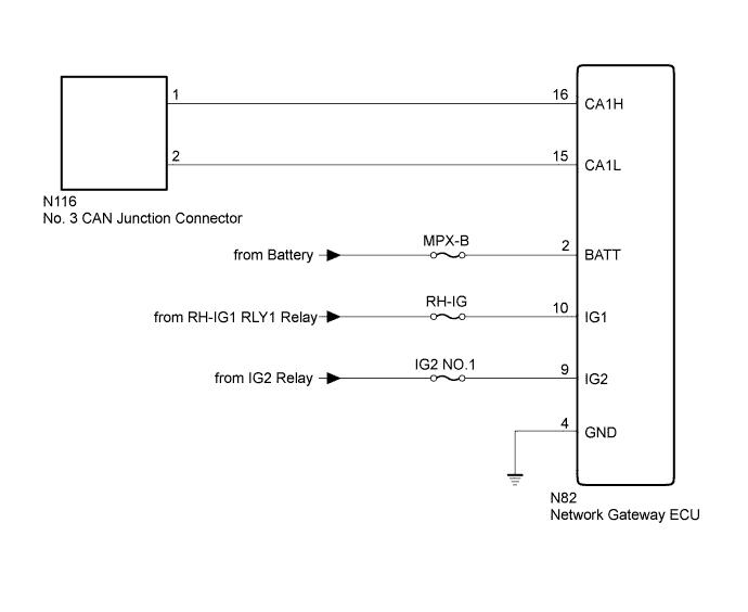 Gateway Wiring Diagram - Diagrams Catalogue on