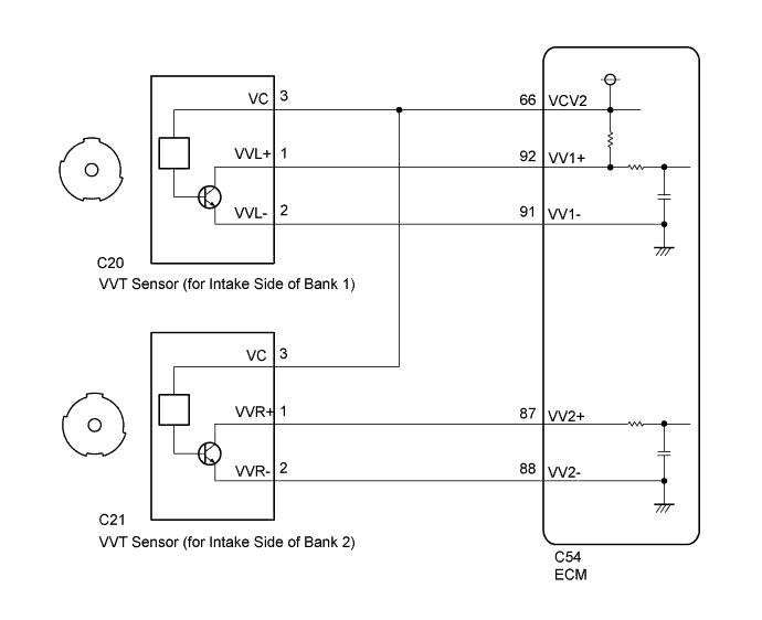 P0340, P0342, P0343, P0345, P0347, P0348